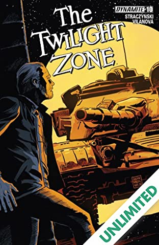 The Twilight Zone #10: Digital Exclusive E