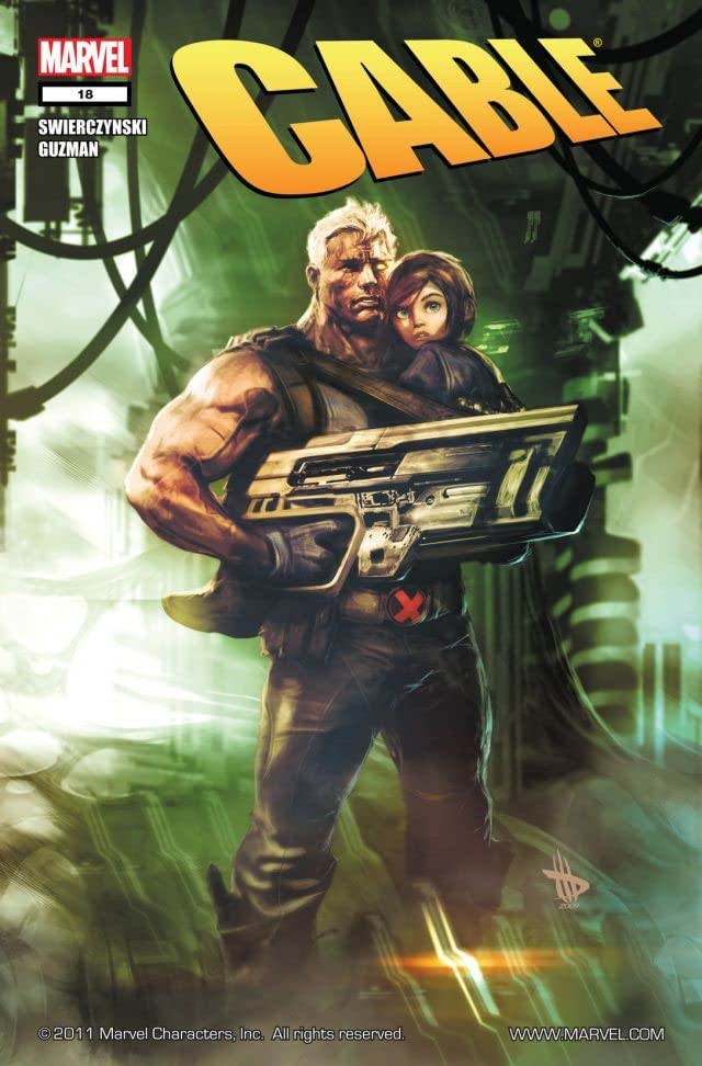 Cable (2008-2010) #18