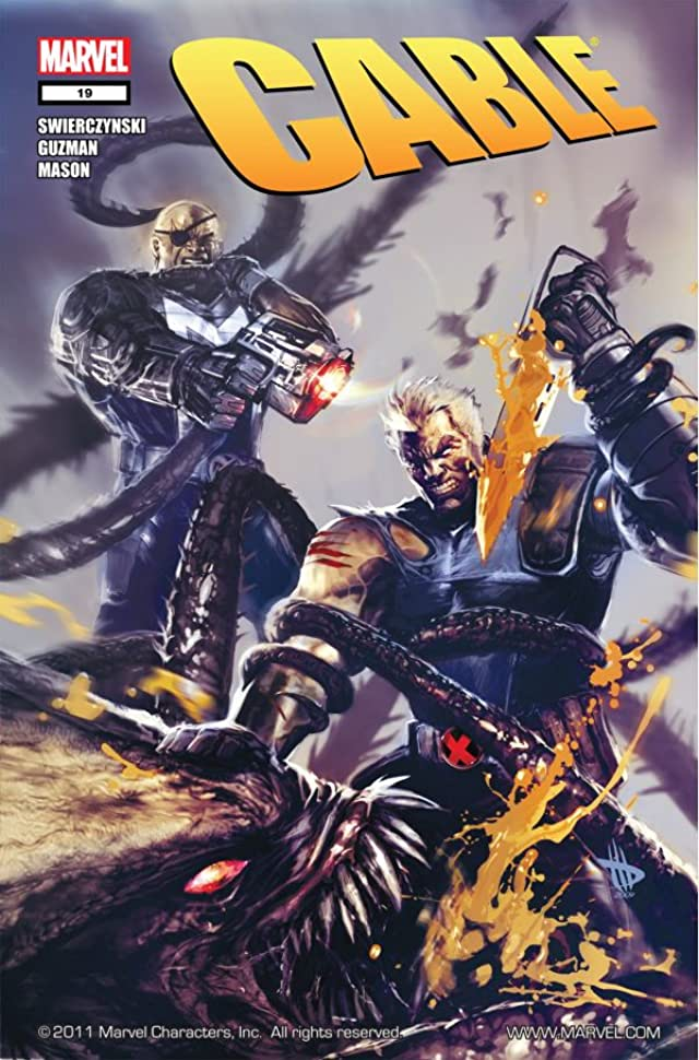 Cable (2008-2010) #19