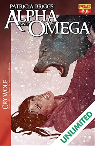 Patricia Briggs' Alpha & Omega: Cry Wolf #8