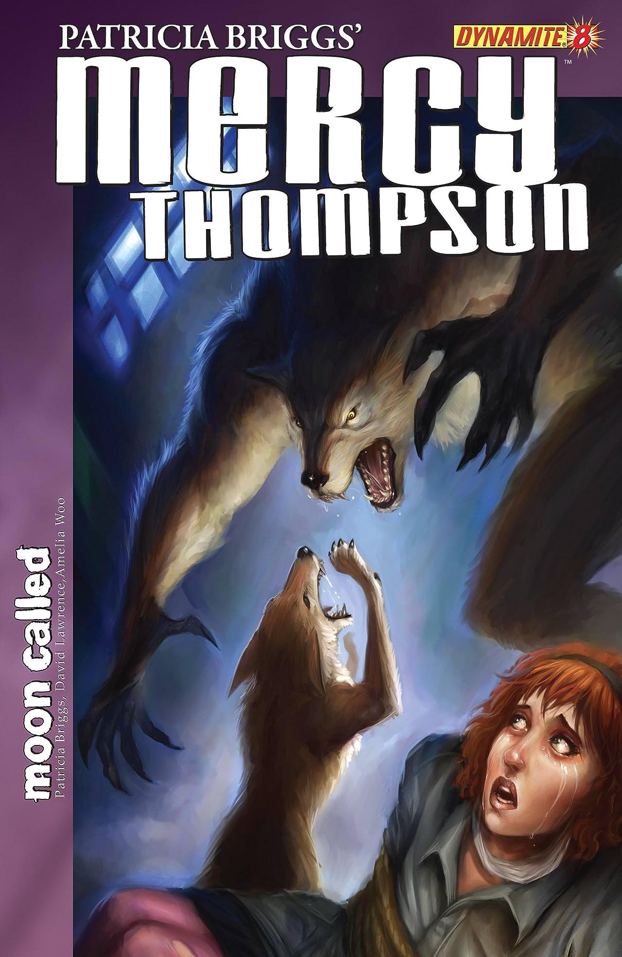 Patricia Briggs' Mercy Thompson: Moon Called #8