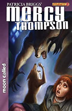 Patricia Briggs' Mercy Thompson: Moon Called #8