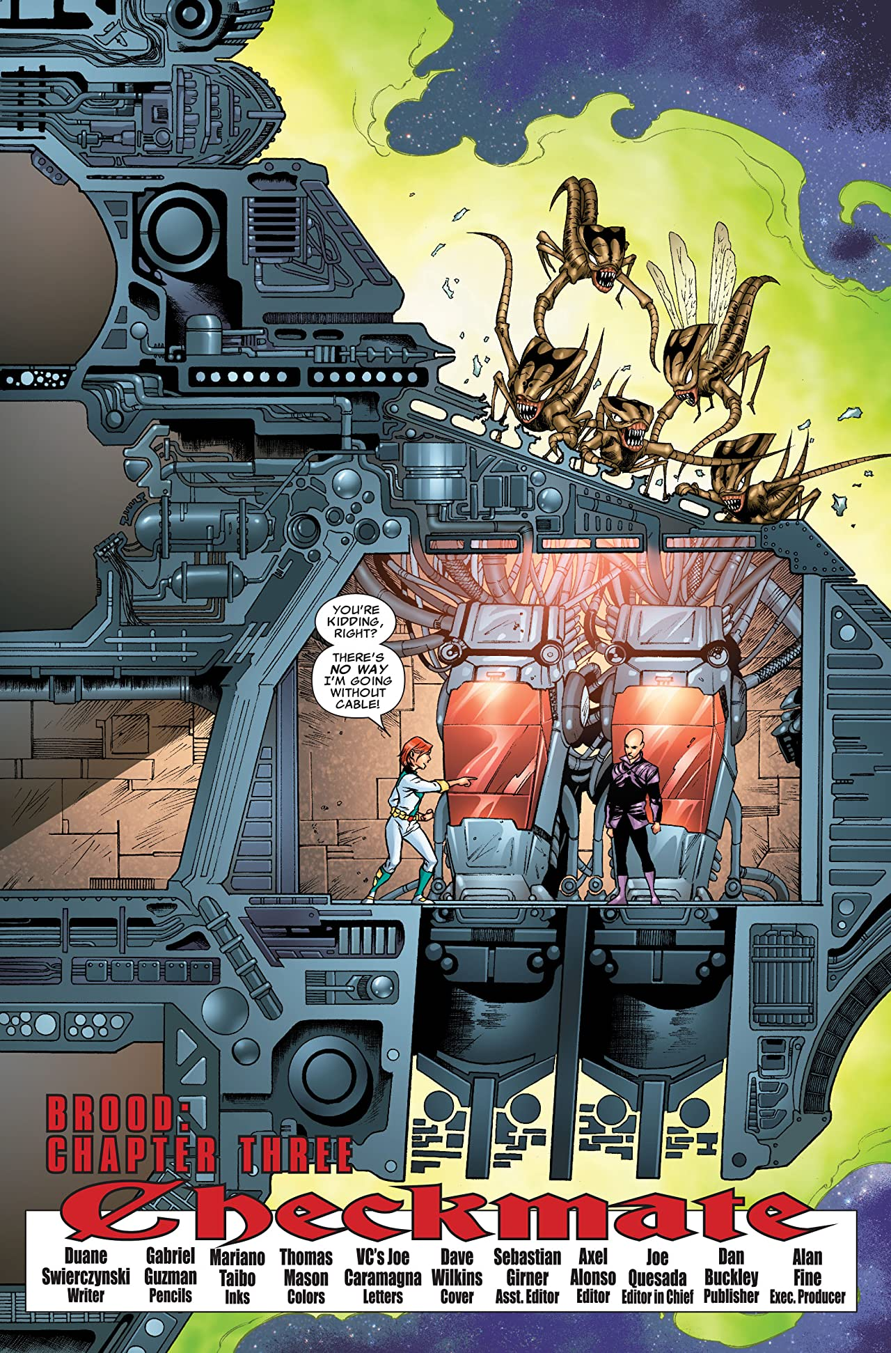 Cable (2008-2010) #20