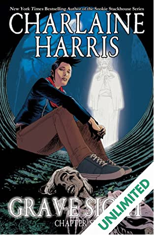 Charlaine Harris' Grave Sight #6