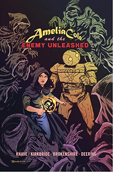 Amelia Cole Vol. 3: The Enemy Unleashed