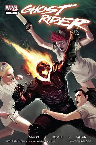 Ghost Rider (2006-2009) #21