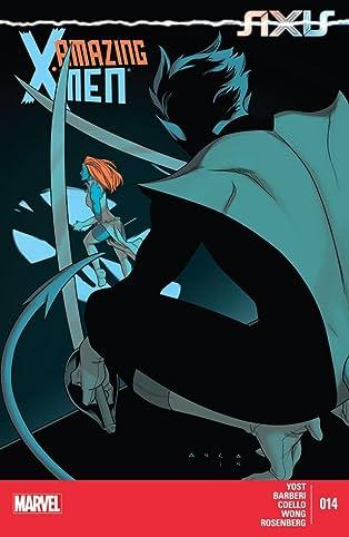 Amazing X-Men (2013-) #14