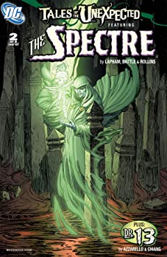 Tales of the Unexpected #2 (of 8)