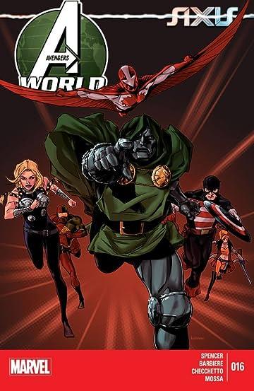Avengers World (2014-2015) #16