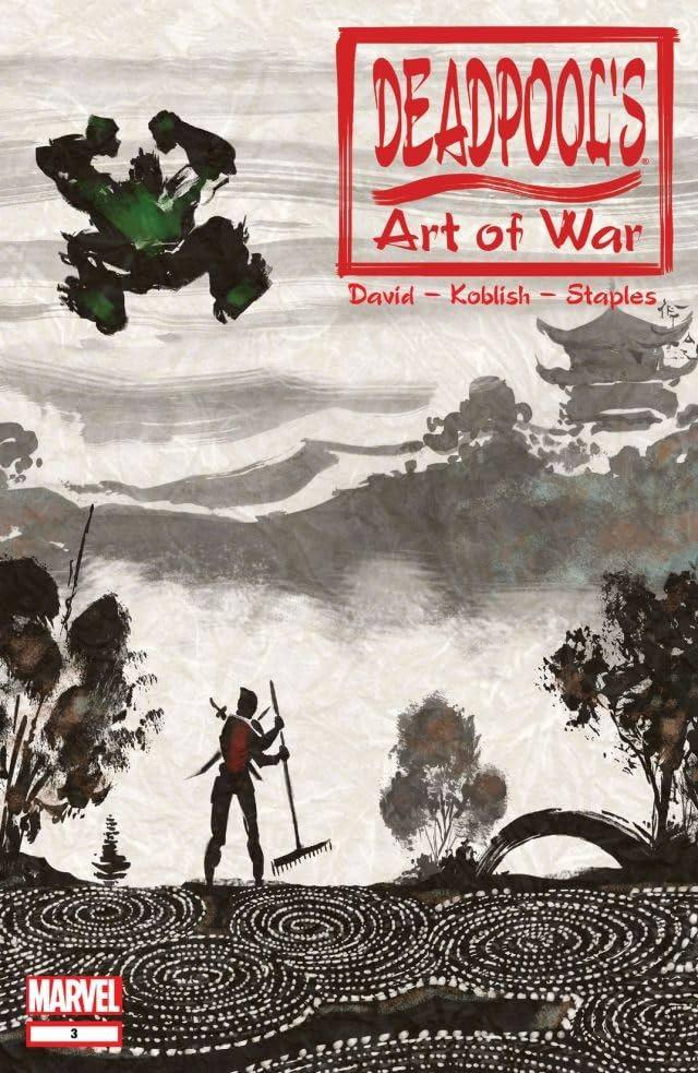 Deadpool's Art of War #3 (of 4)