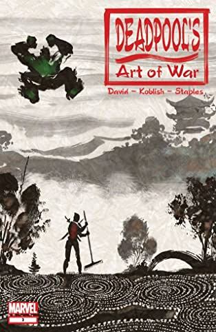 Deadpool's Art of War #3 (of 4)