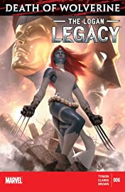Death of Wolverine: The Logan Legacy #6 (of 7)