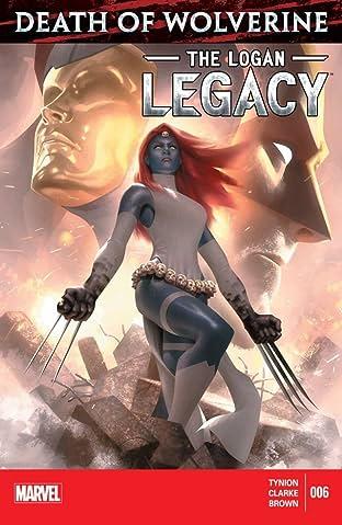 Death of Wolverine: The Logan Legacy No.6 (sur 7)