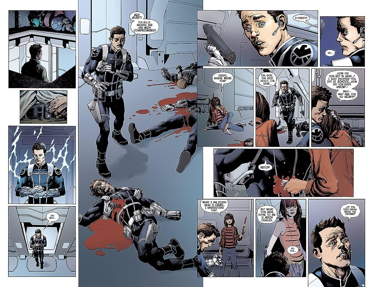 Death Of Wolverine The Logan Legacy 6 7