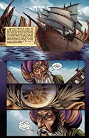 1001 Arabian Nights: The Adventures of Sinbad #5