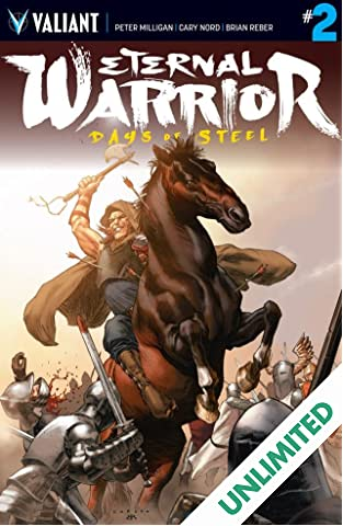 Eternal Warrior: Days of Steel #2 (of 3): Digital Exclusives Edition