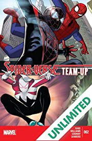 Spider-Verse Team-Up #2 (of 3)