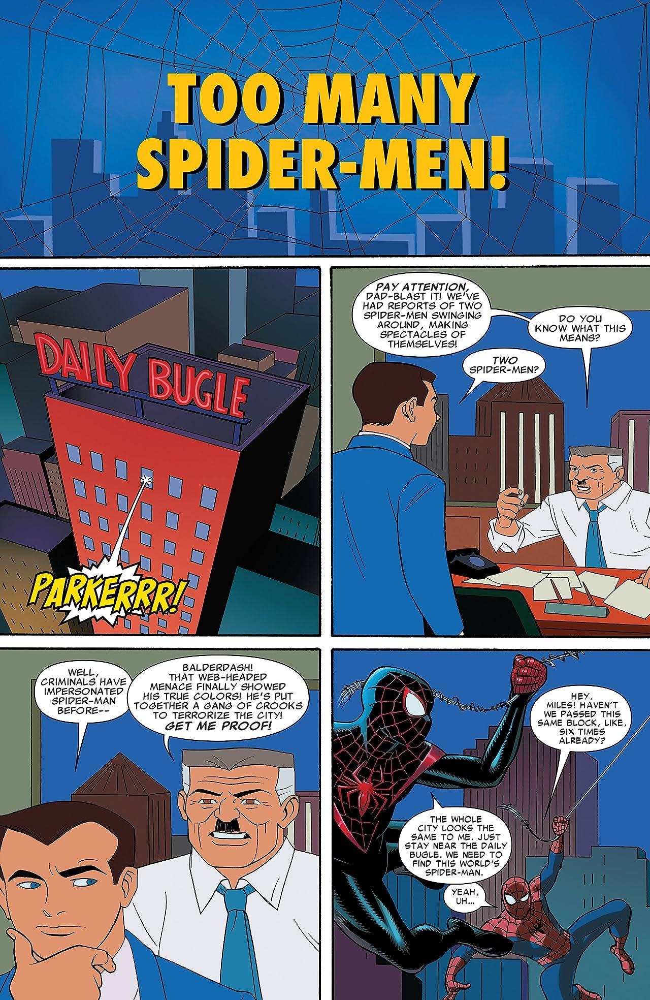 Spider-Verse Team-Up #2 (of 3)