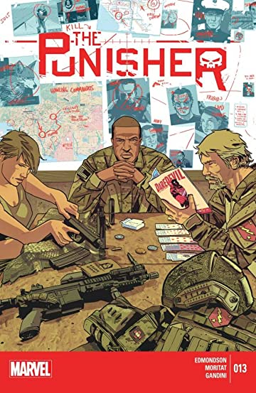 The Punisher (2014-2015) #13