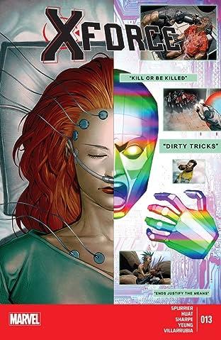 X-Force (2014-2015) #13