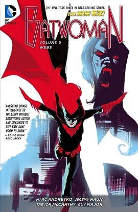 Batwoman (2011-2015) Vol. 5: Webs