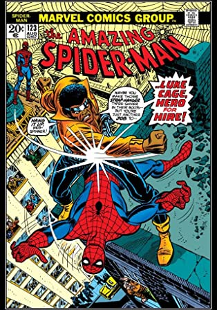 Amazing Spider-Man (1963-1998) #123