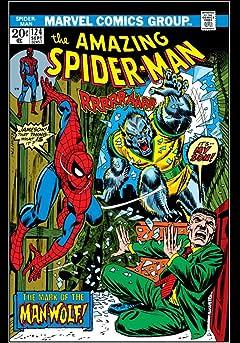 Amazing Spider-Man (1963-1998) #124