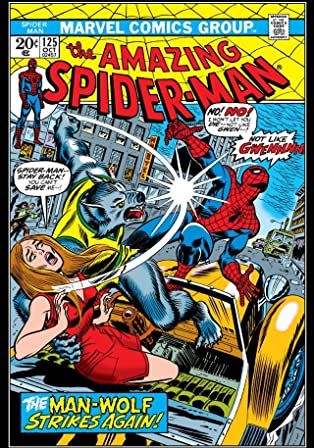 Amazing Spider-Man (1963-1998) #125
