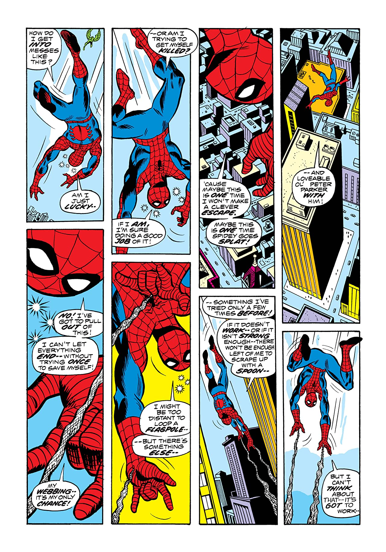 Amazing Spider-Man (1963-1998) #128