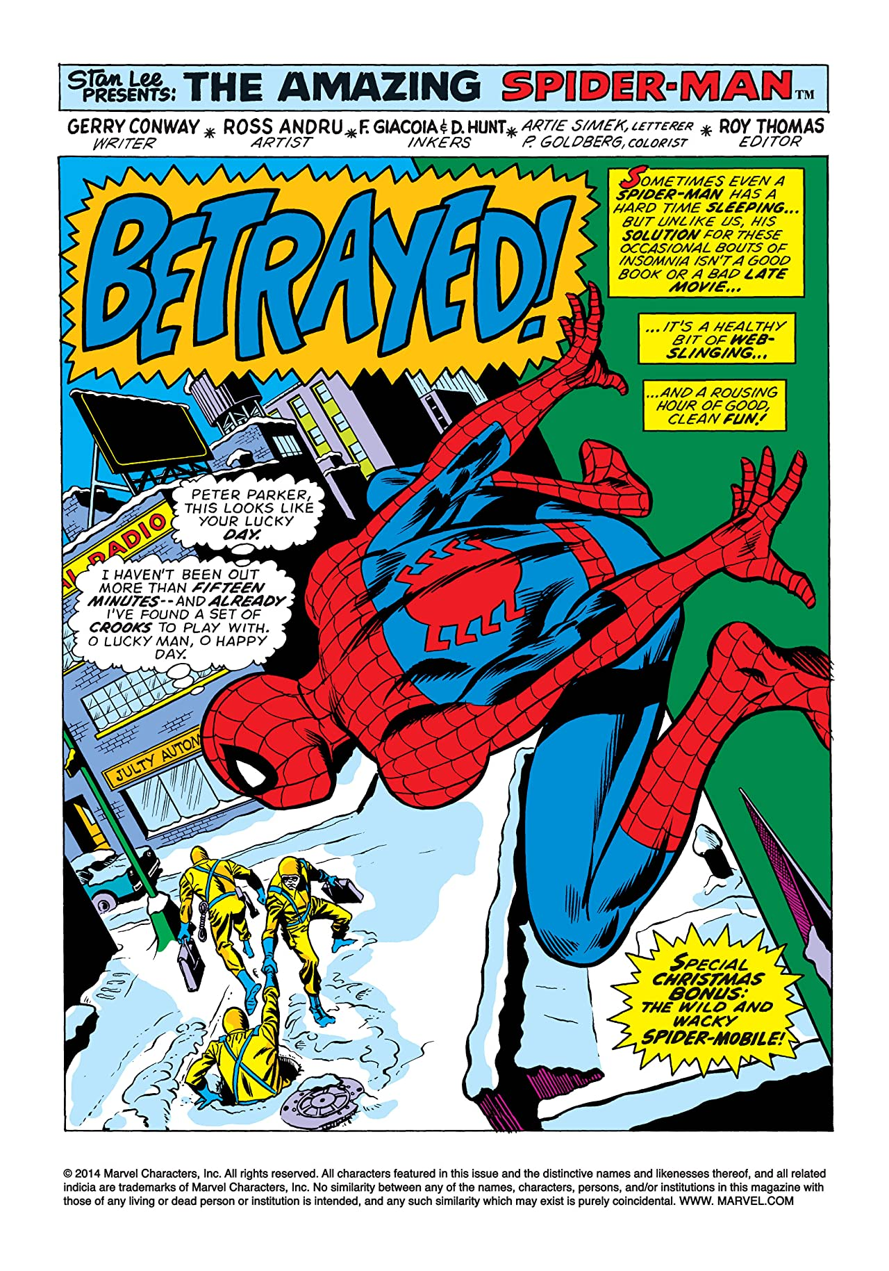 Amazing Spider-Man (1963-1998) #130