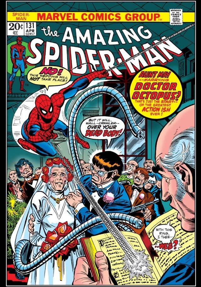 Amazing Spider-Man (1963-1998) #131
