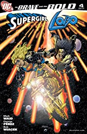 The Brave and the Bold (2007-2010) #4