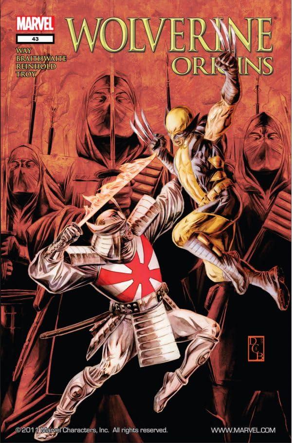 Wolverine: Origins #43