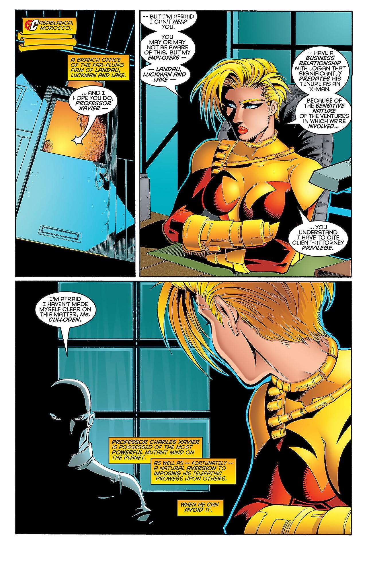 Uncanny X-Men (1963-2011) #332