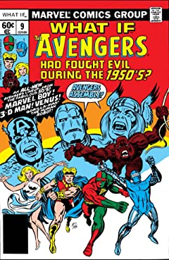 What If? (1977-1984) #9