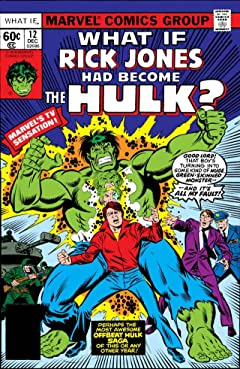 What If? (1977-1984) #12