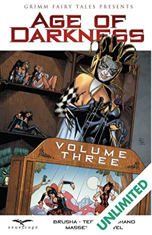 Grimm Fairy Tales: Age of Darkness Vol. 3
