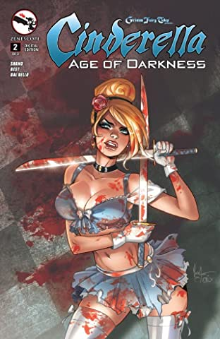 Age of Darkness: Cinderella #2 (of 3): Age of Darkness