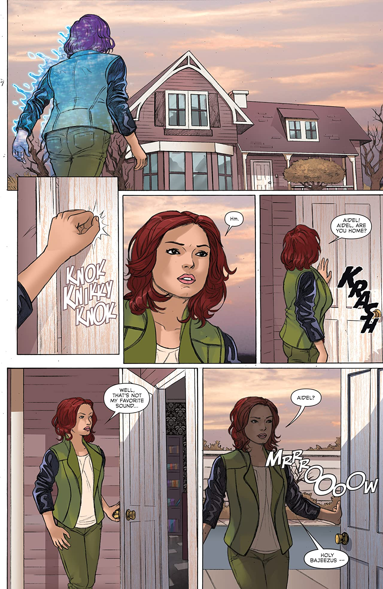 Charmed: Season 10 #3