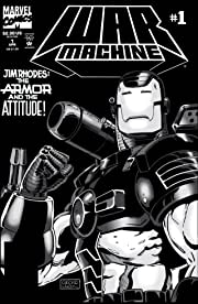 War Machine (1994-1996) #1