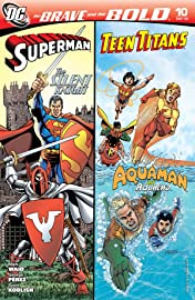 The Brave and the Bold (2007-2010) #10
