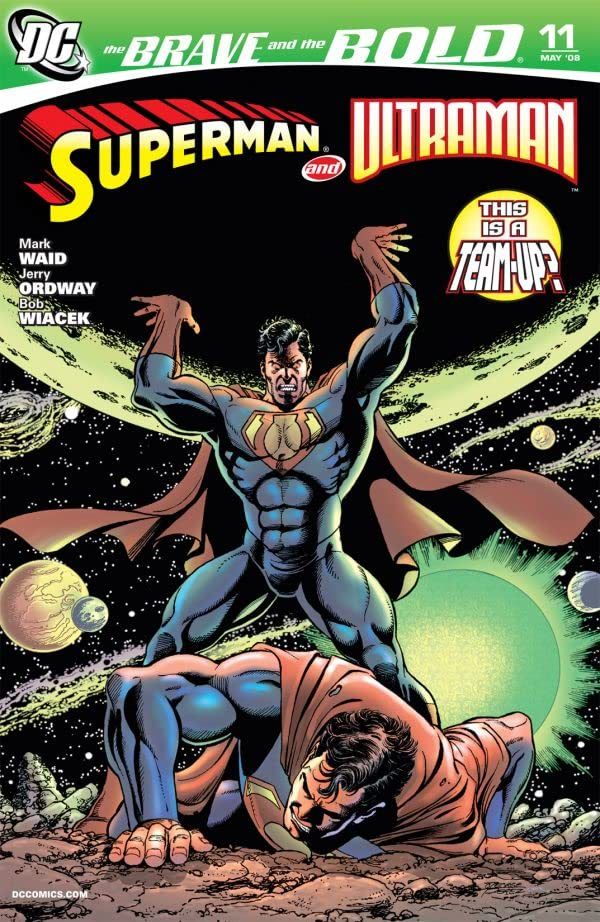 The Brave and the Bold (2007-2010) #11