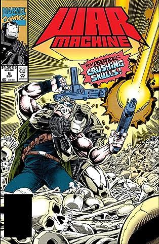 War Machine (1994-1996) #6