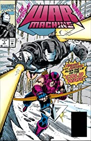 War Machine (1994-1996) #7