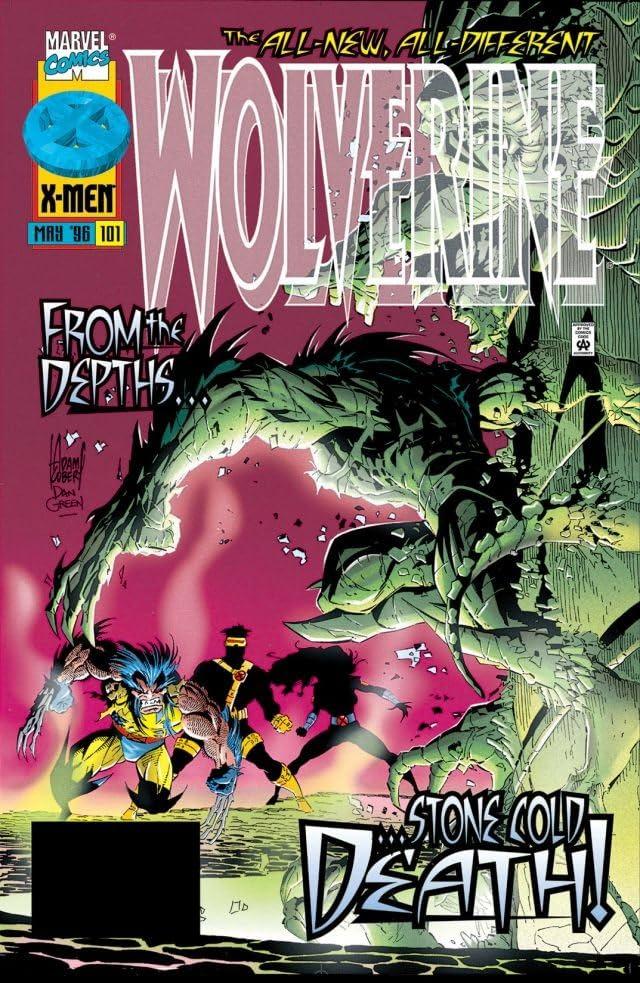 Wolverine (1988-2003) #101