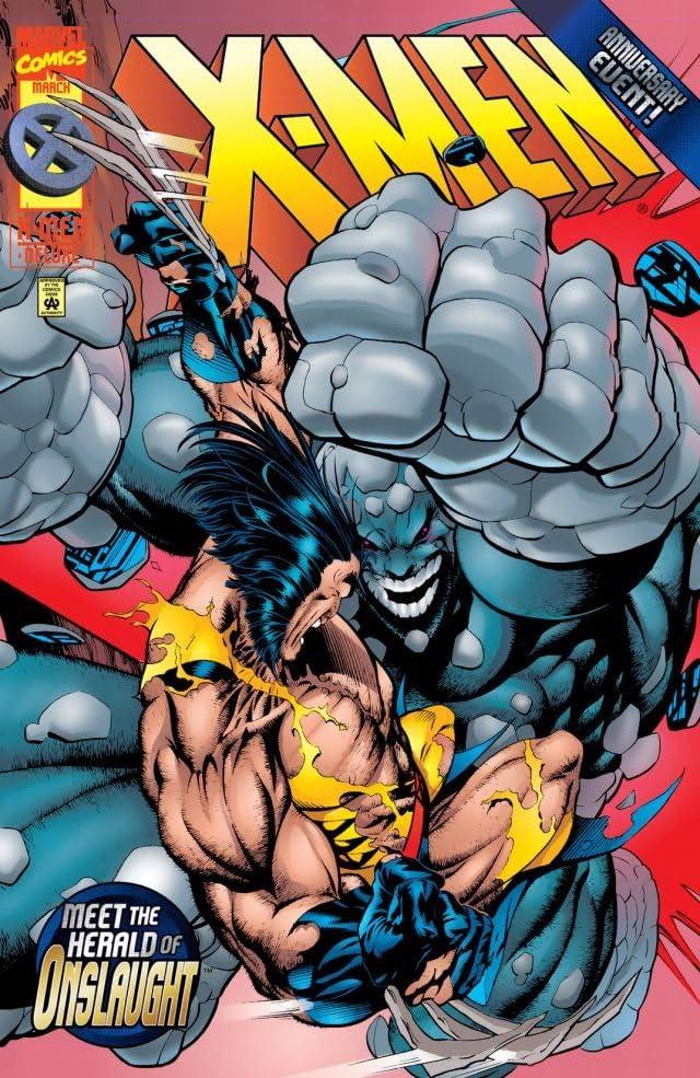 X-Men (1991-2001) #50