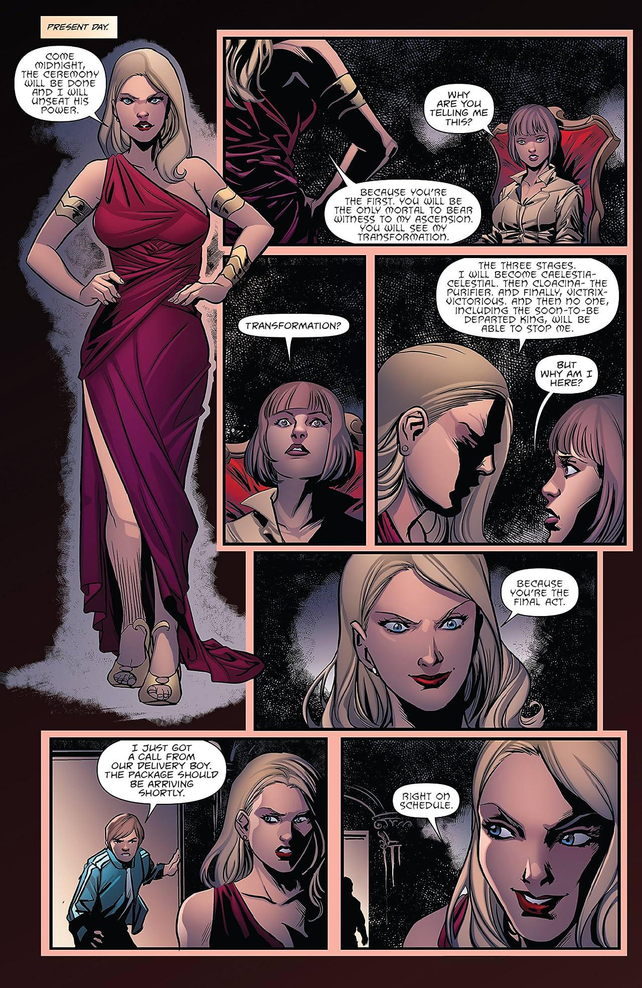 Goddess Inc #5 (of 5)
