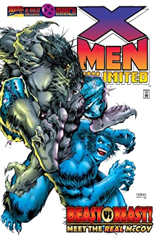 X-Men Unlimited #10