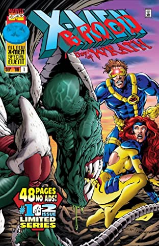 X-Men/Brood (1996) #1 (of 2)