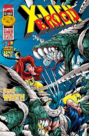 X-Men/Brood (1996) #2 (of 2)